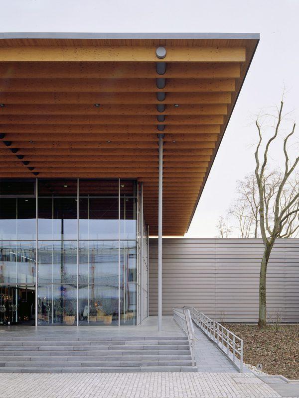 Weberhaus, Rheinau Linx