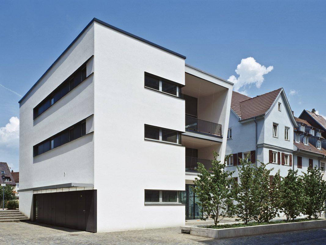 Wöhrden West Wohnhäuser