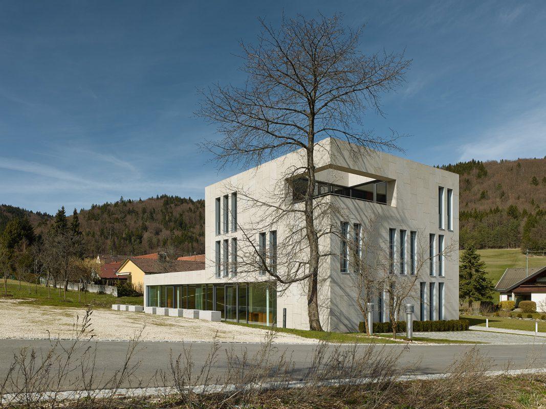Stiftungshaus Ewald Marquardt