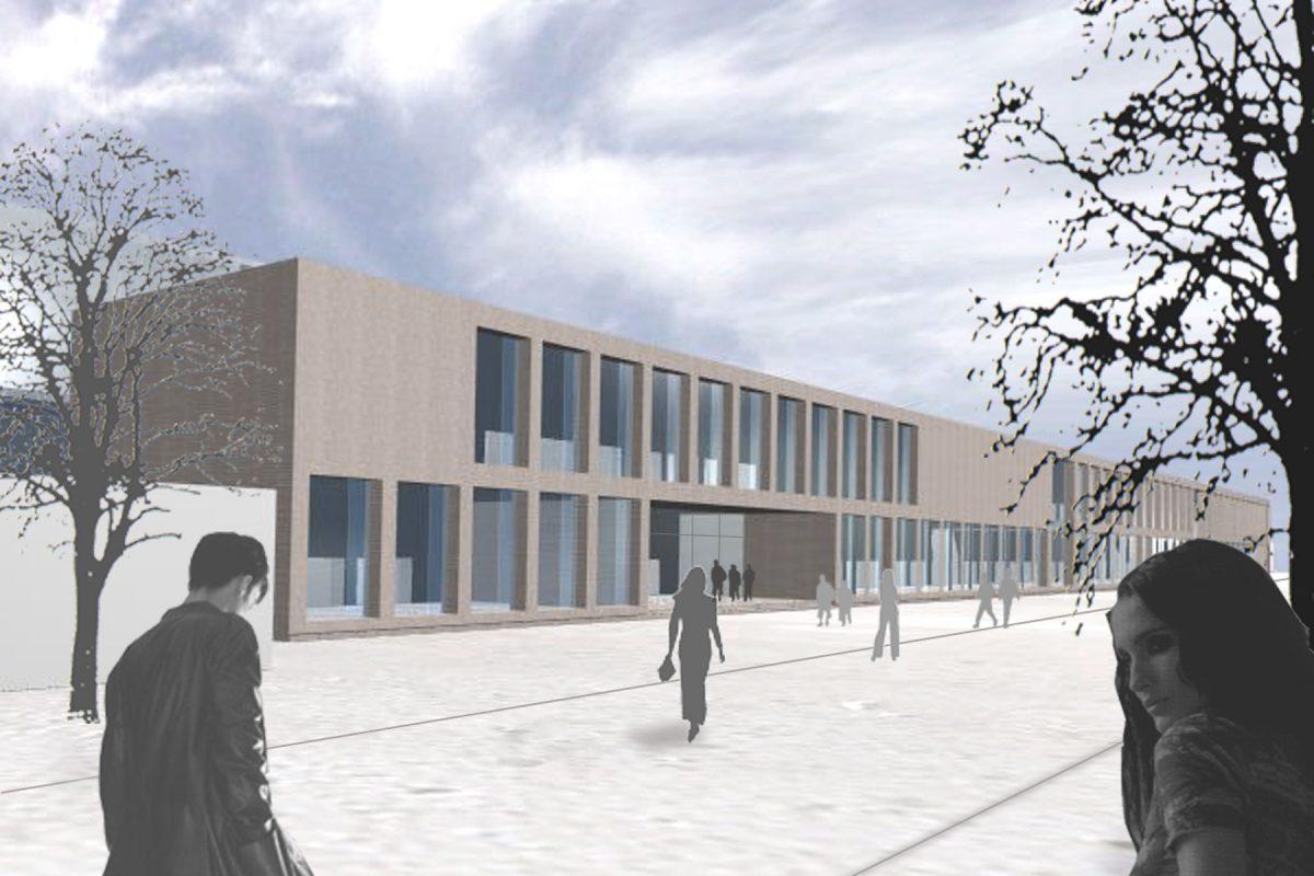 Erweiterung der Steinbeis Schule Perspektive