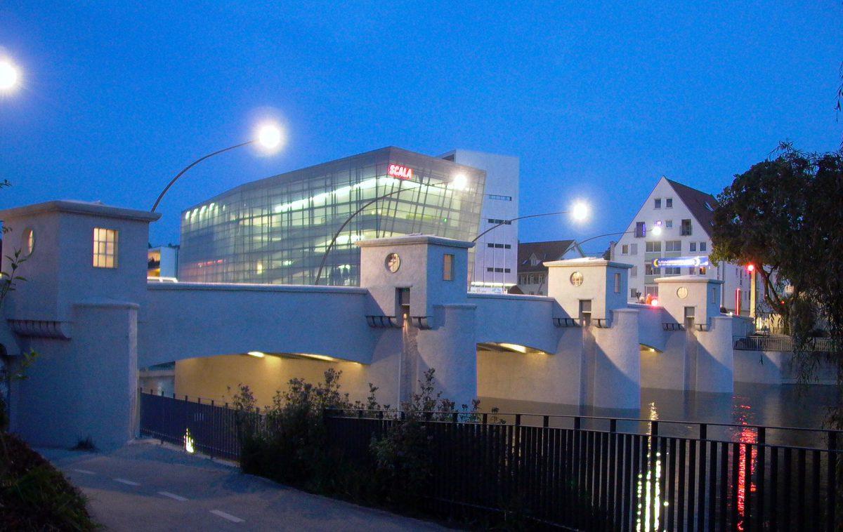 Donaubrücke Gross Bruck