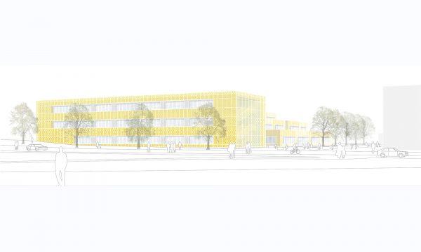 Schulerweiterung Ulm Kuhberg