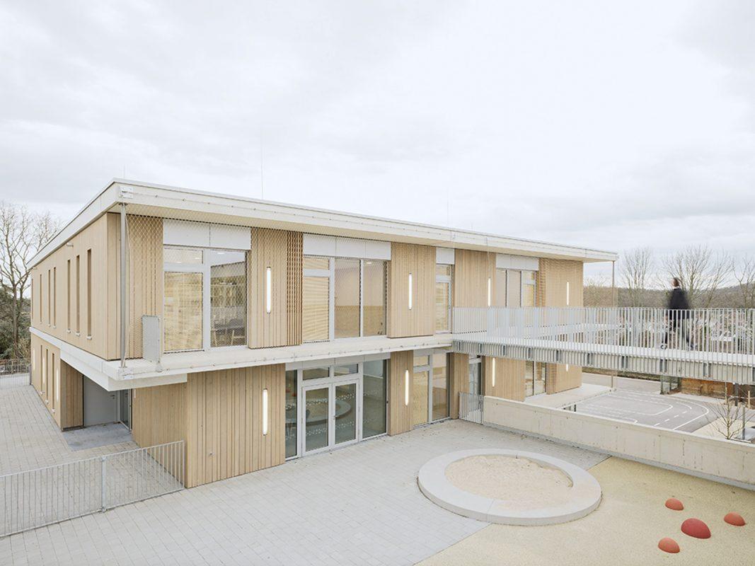 Kinderhaus-Kirchhaldenschule-aussen
