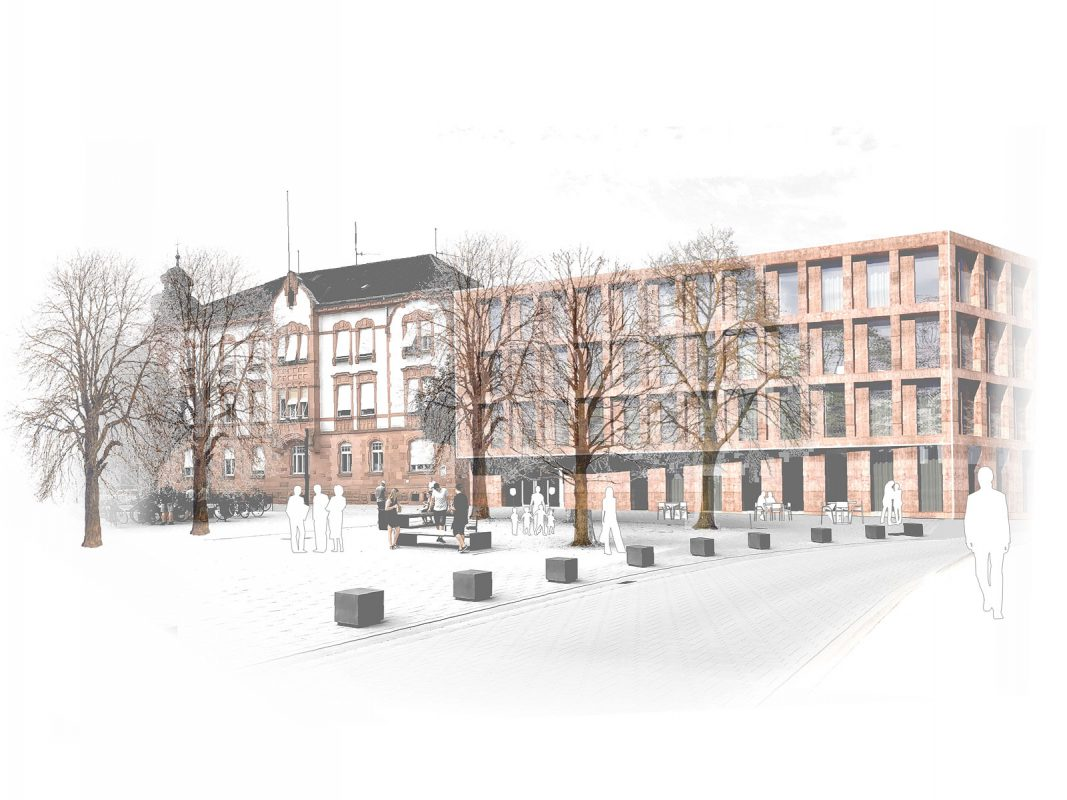 Perspektive Luitpoldplatz