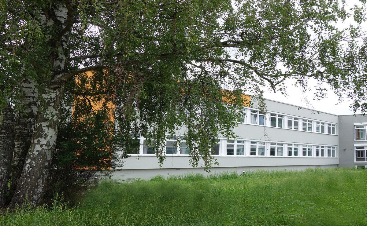 Moscherosch-Schule Ansicht