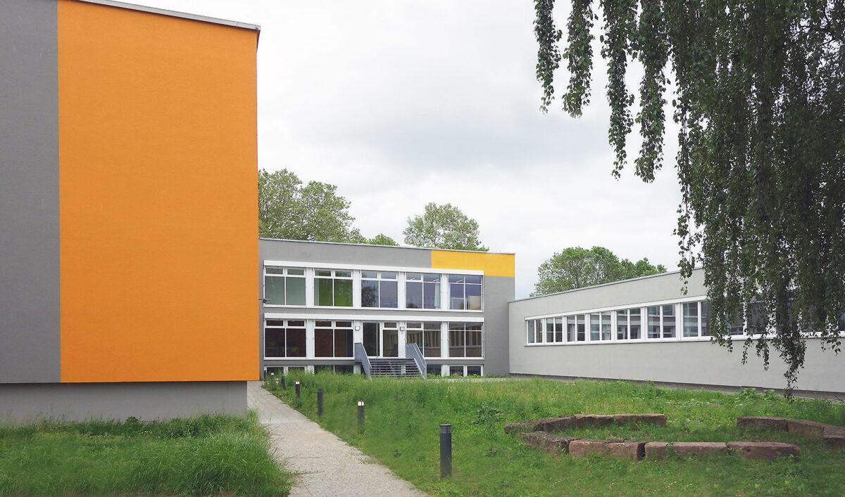 Moscherosch-Schule-Ansicht-2